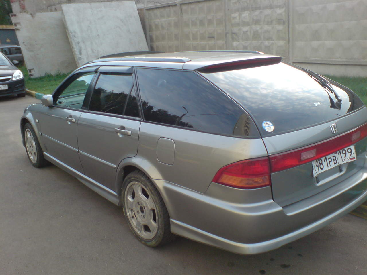 1999 Honda Accord Wagon For Sale 2 3 Gasoline Ff