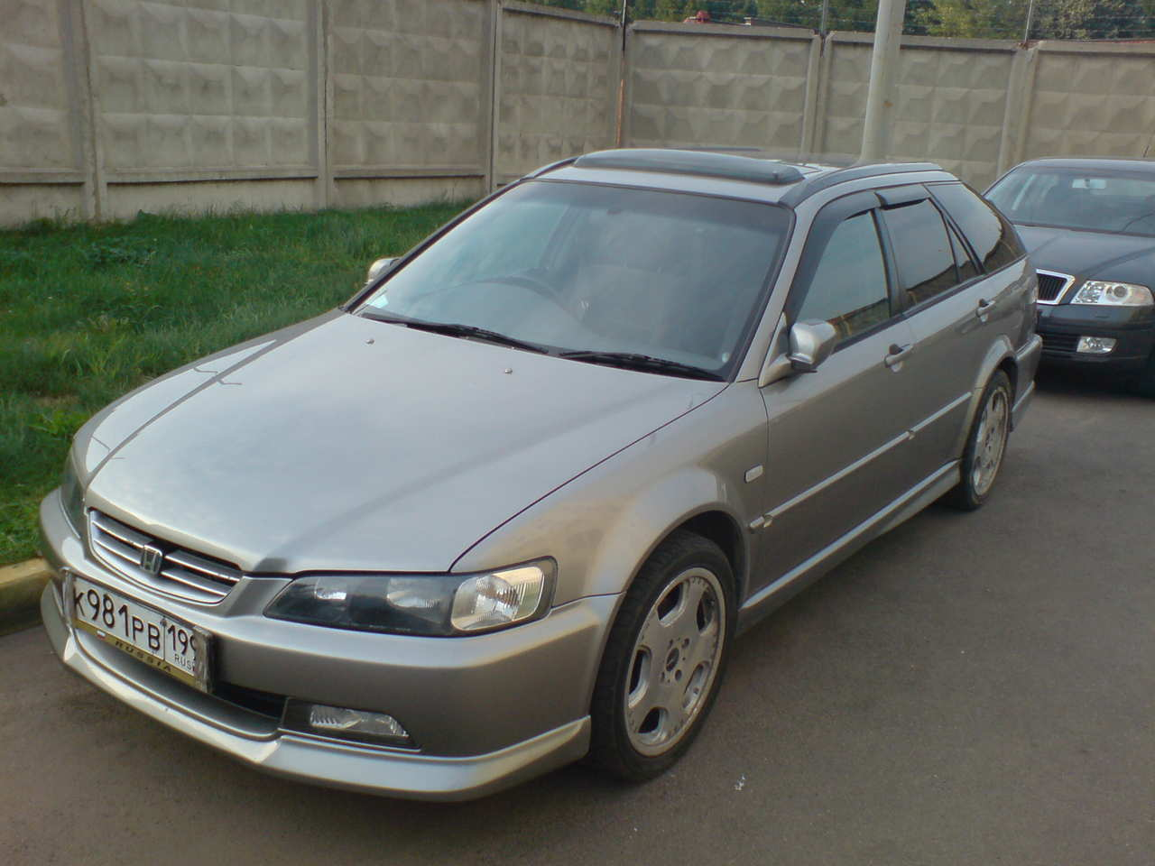 1999 honda accord wagon pictures gasoline ff automatic for sale. Black Bedroom Furniture Sets. Home Design Ideas