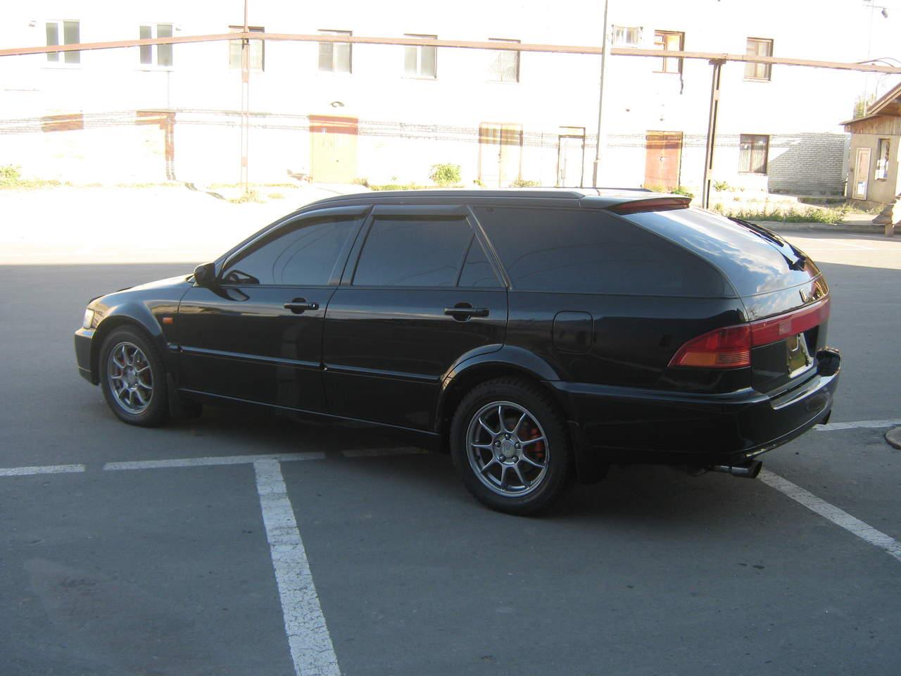 1999 honda accord wagon pictures gasoline ff