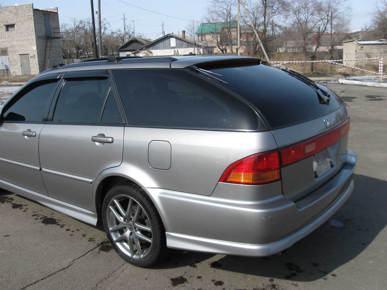 2000 honda accord wagon for sale 2 3 gasoline ff automatic for sale. Black Bedroom Furniture Sets. Home Design Ideas