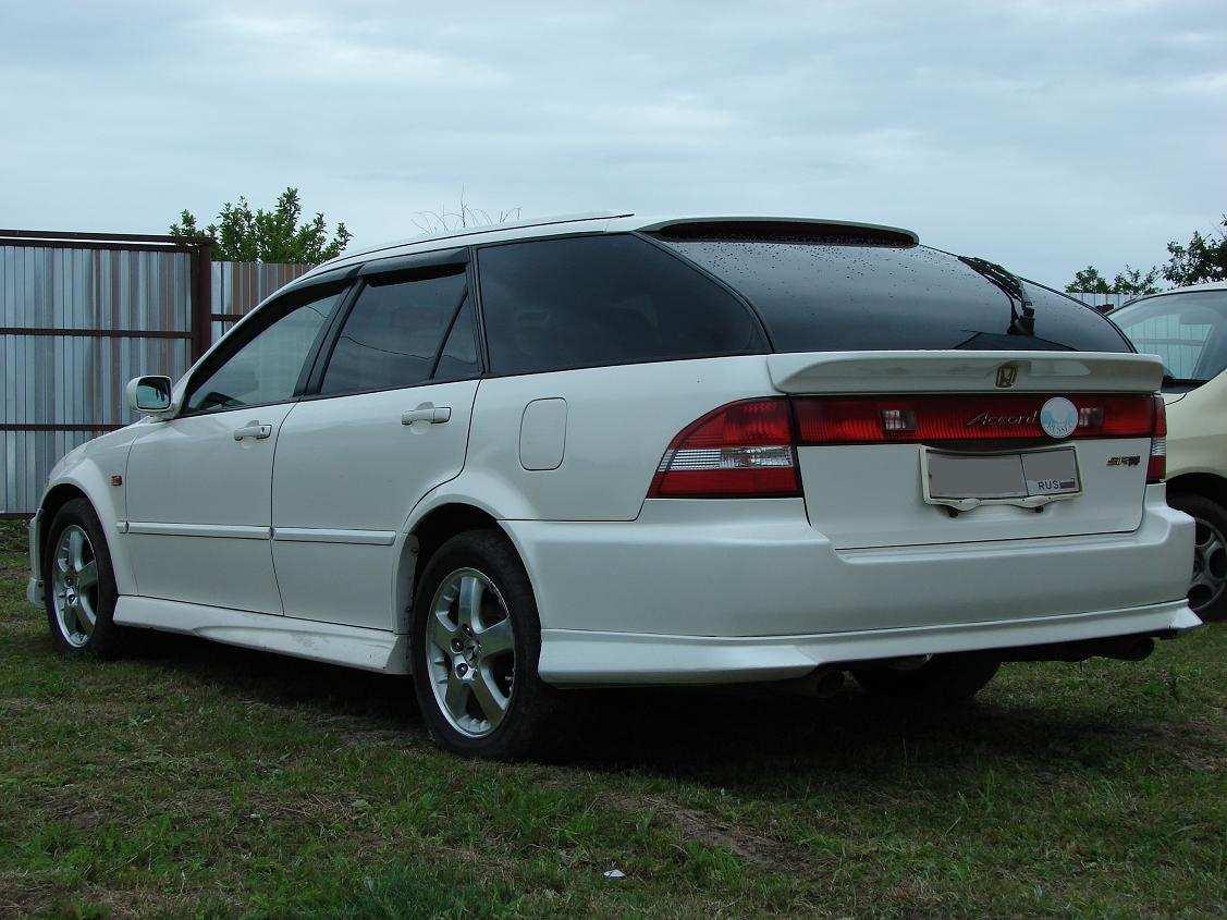 2000 honda accord wagon photos 2 3 gasoline cvt for sale. Black Bedroom Furniture Sets. Home Design Ideas