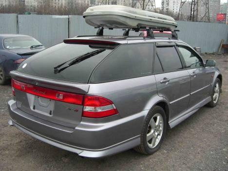 2001 honda accord wagon photos 2 3 gasoline automatic for sale. Black Bedroom Furniture Sets. Home Design Ideas