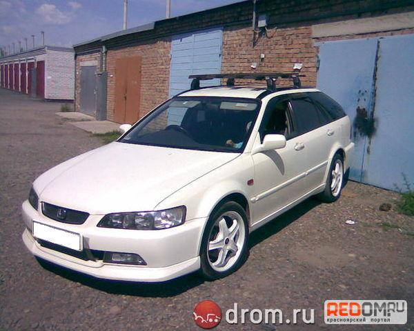 used honda accord wagon used 2001 honda accord wagon photos photo ...