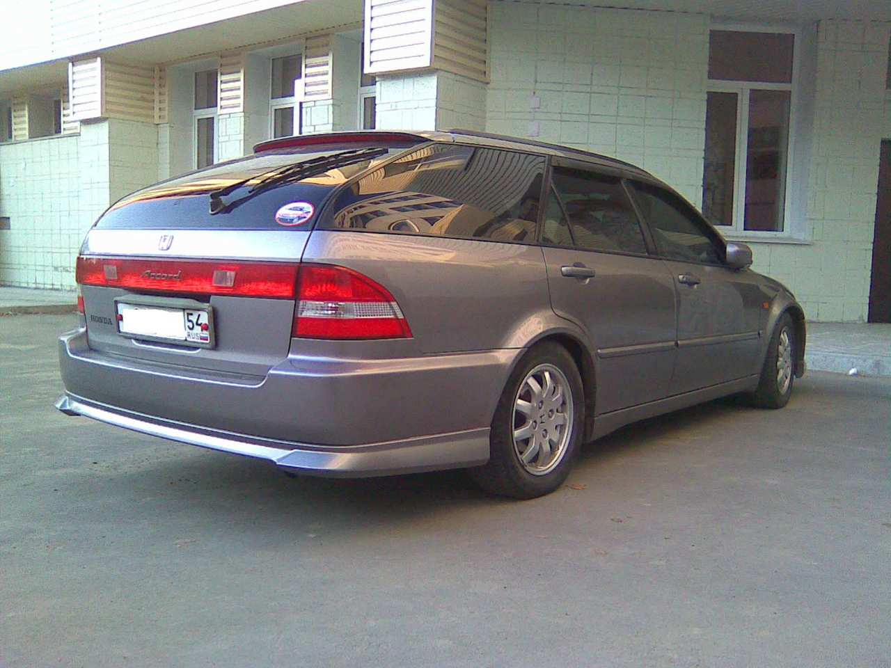 2001 honda accord wagon pictures gasoline ff automatic for sale. Black Bedroom Furniture Sets. Home Design Ideas