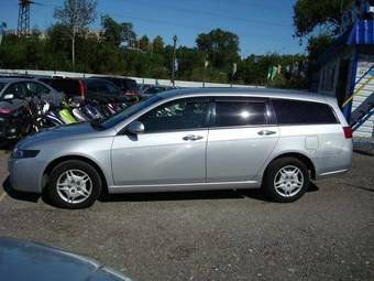 2003 honda accord wagon pictures for sale. Black Bedroom Furniture Sets. Home Design Ideas
