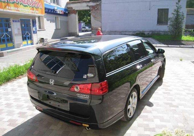2003 Honda Accord Wagon Photos, 2.4, Gasoline, FF, Automatic For Sale