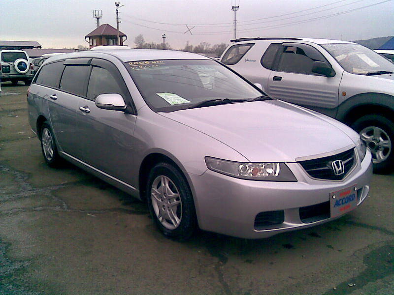 used 2006 honda accord wagon photos 2000cc gasoline ff. Black Bedroom Furniture Sets. Home Design Ideas