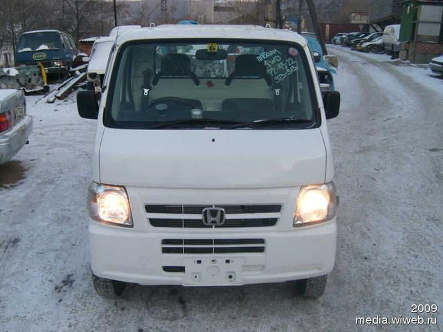 2002 Honda ACTY Pictures