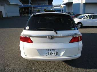 2005 Honda Airwave For Sale