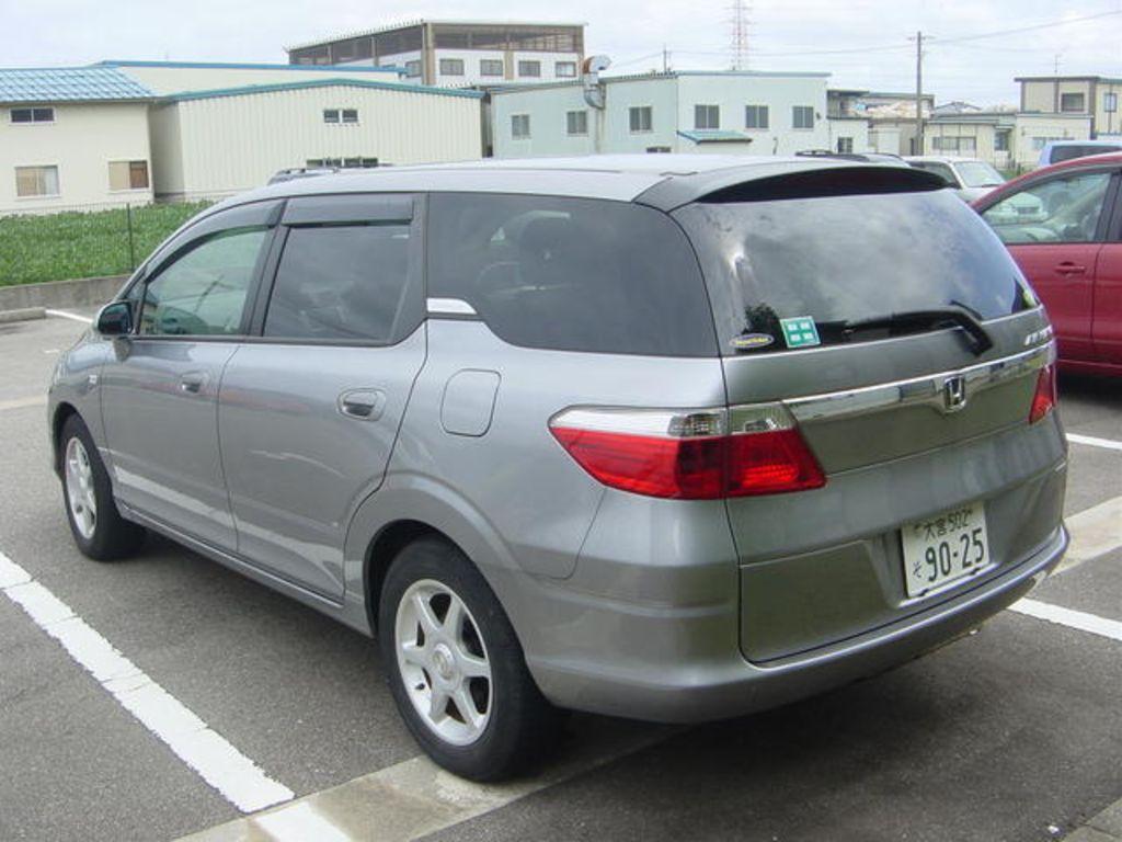 Used 2007 Honda Airwave Photos