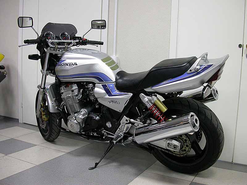 1999 Honda Cb1300 Super FOUR Photos, 1.3 For Sale