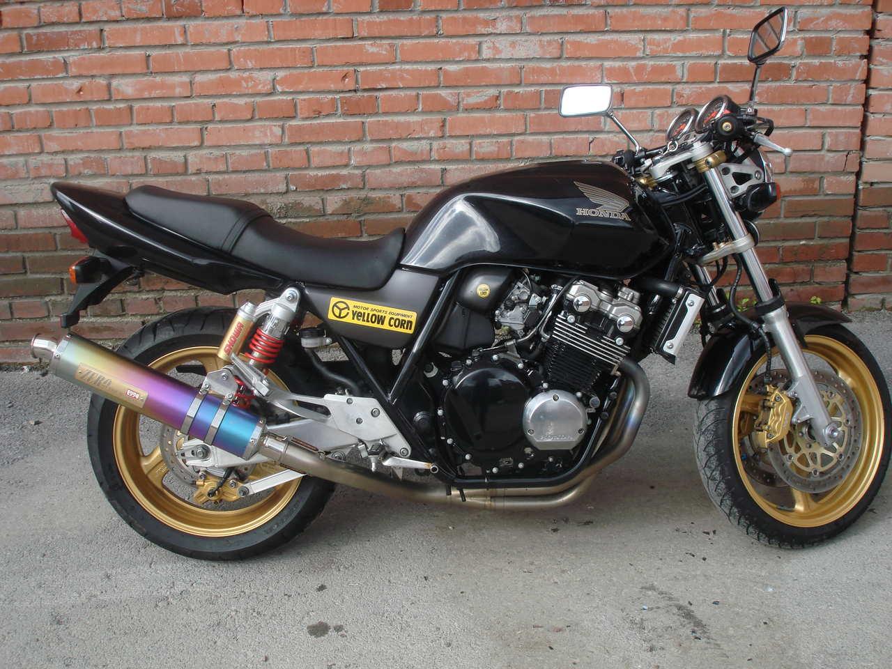 Honda CB400 — Википедия