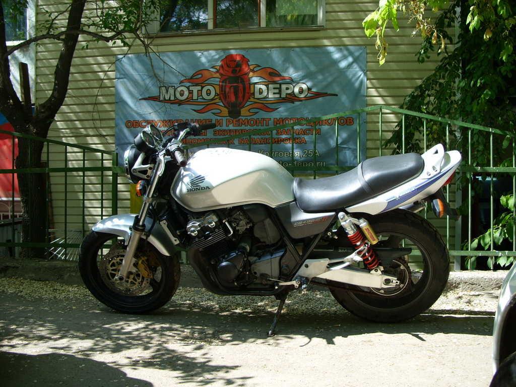 Used 2003 honda cb400 super four photos 400cc for sale for Honda cb400 for sale