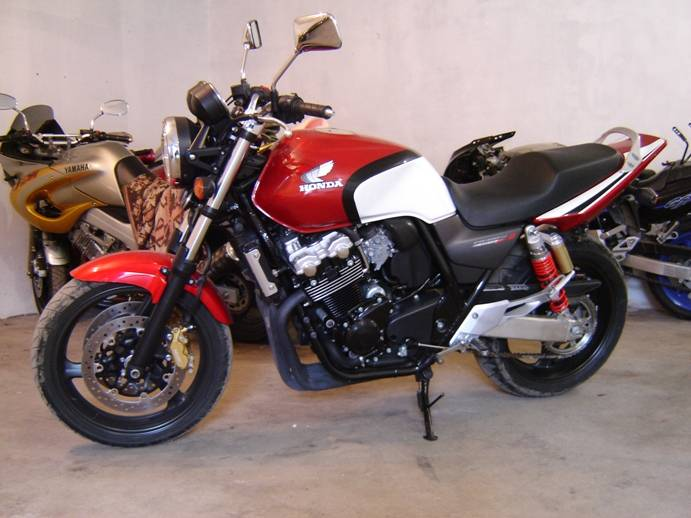 2005 Honda Cb400 Super FOUR For Sale, 0.4 For Sale