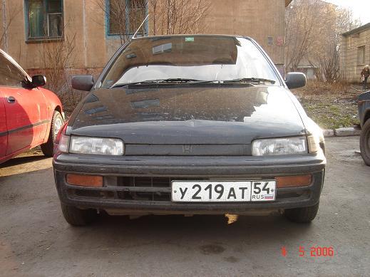 1990 Honda CITY specs