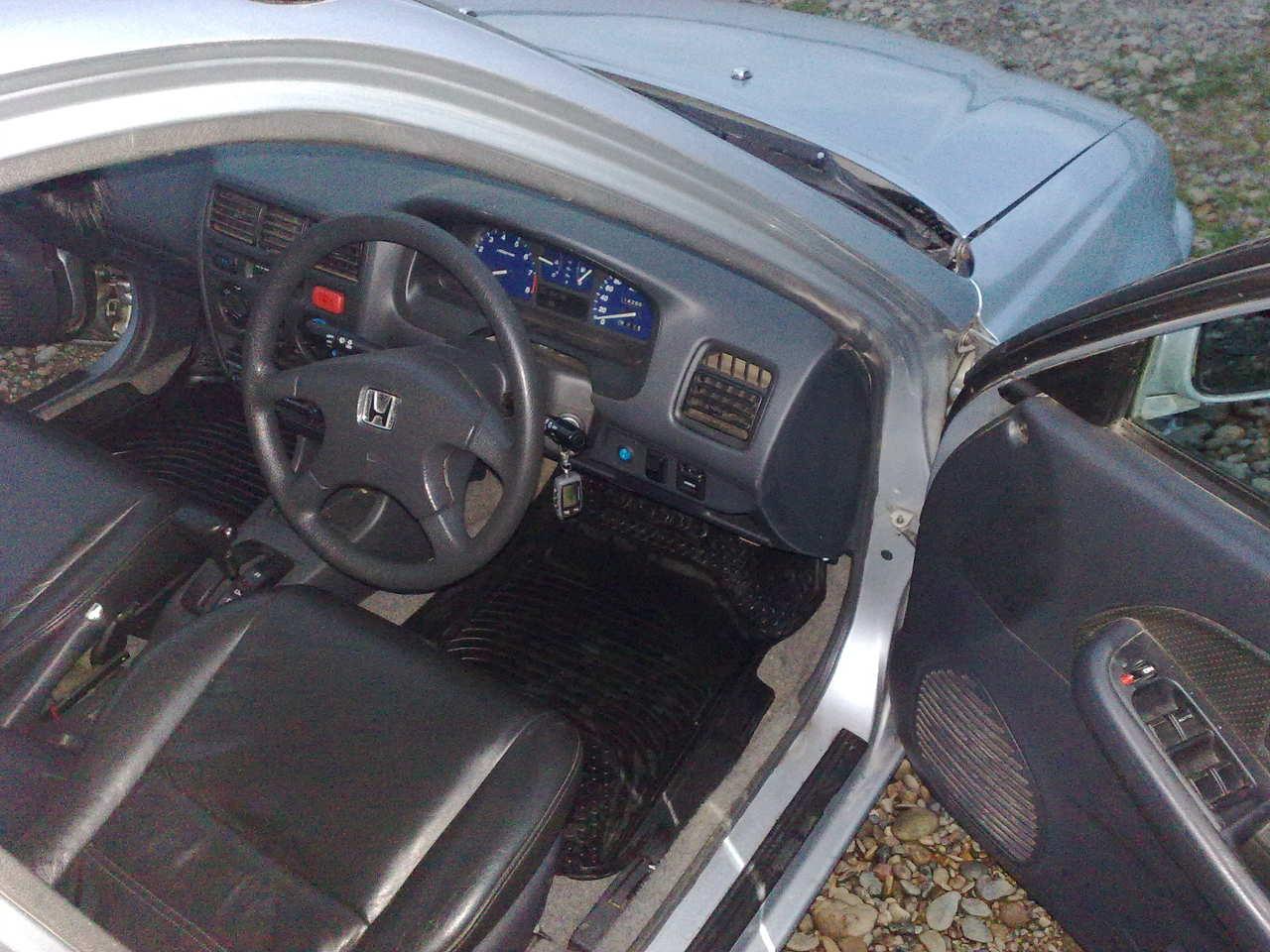 2000 Honda City Pictures 1 5l Gasoline Ff Automatic For Sale