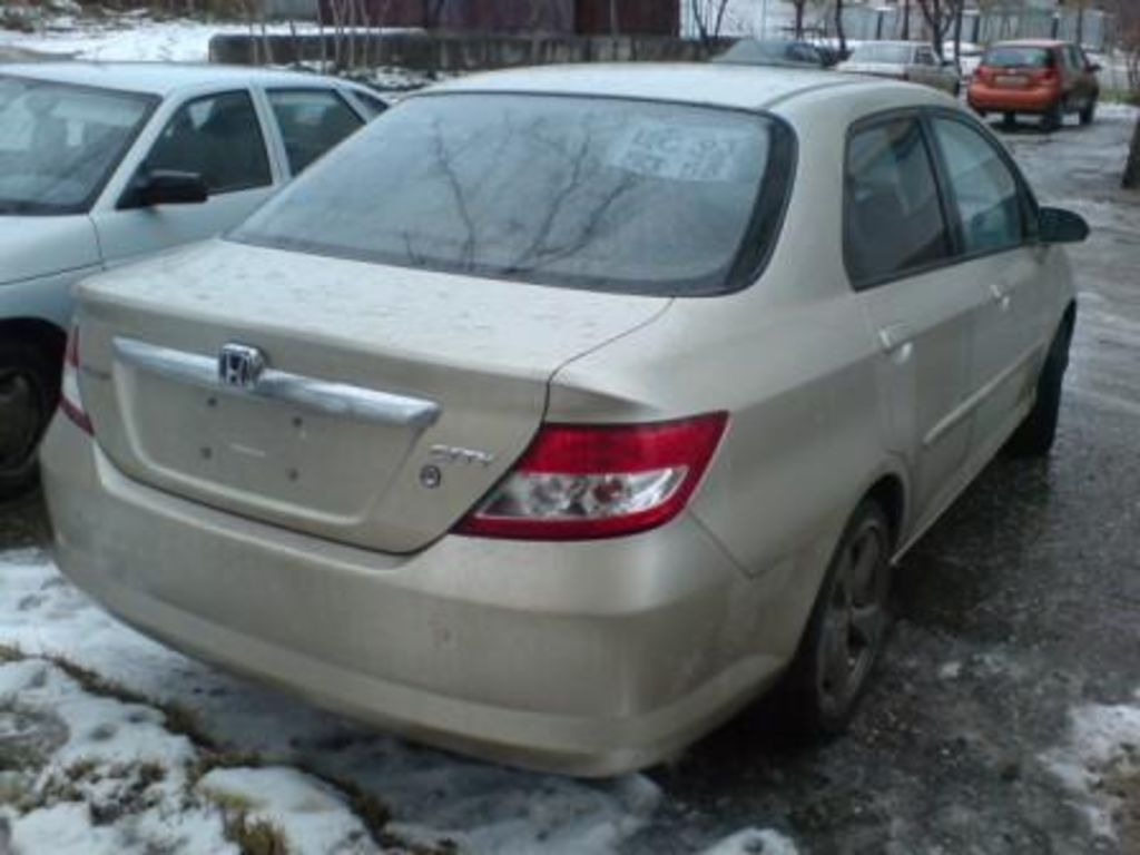 2003 Honda CITY Pictures For Sale