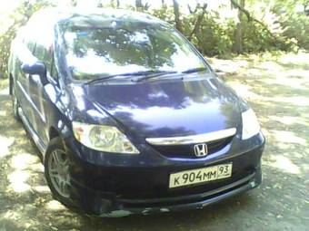 2003 Honda CITY Photos