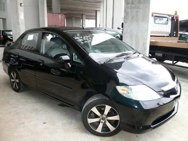 2004 Honda CITY Pictures, Gasoline, FF, Automatic For Sale