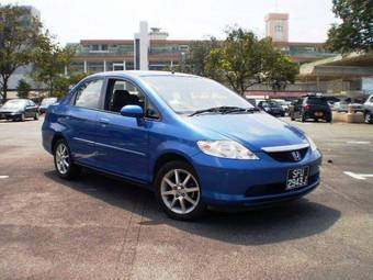 2005 Honda CITY Photos