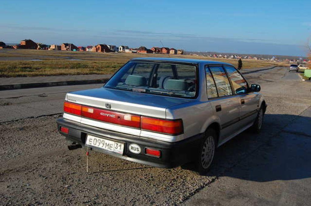 1990 Honda Civic specs, Engine size 1600cm3, Fuel type ...