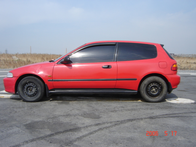 1992 Honda Civic Pictures For Sale