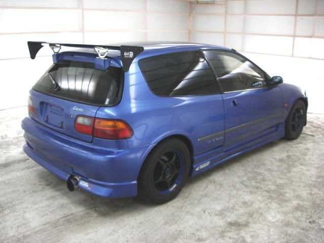 1993 Honda Civic Pictures