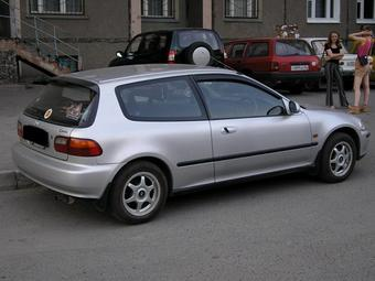 honda civic pics  gasoline ff automatic  sale