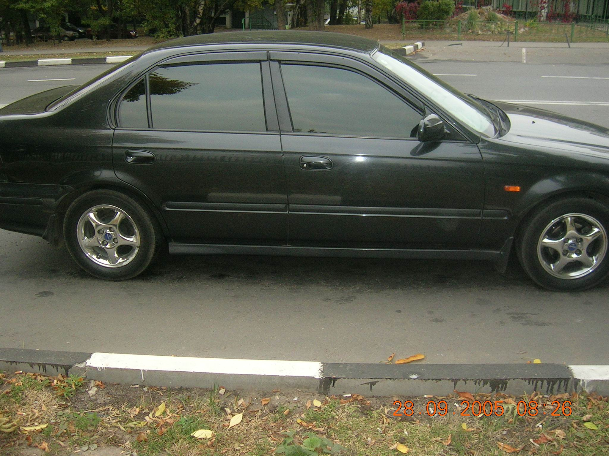 1997 honda civic pictures 1600cc gasoline automatic for Honda civic overheating