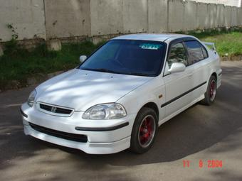 Used 1997 Honda Civic Wallpapers, 1.5l., Gasoline, FF, CVT For Sale