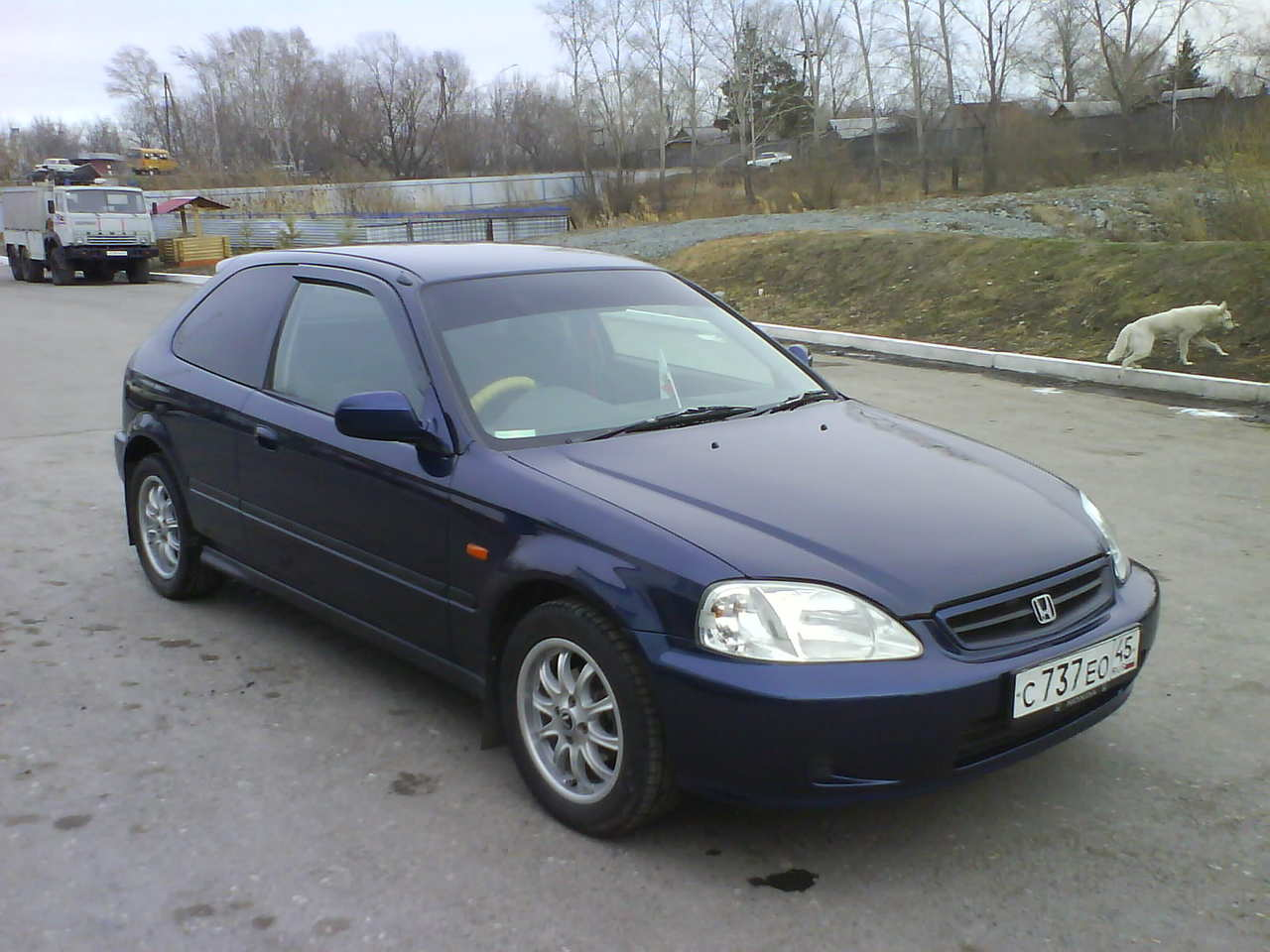 1999 Honda Civic Photos, 1500cc., Gasoline, FF, Automatic For Sale