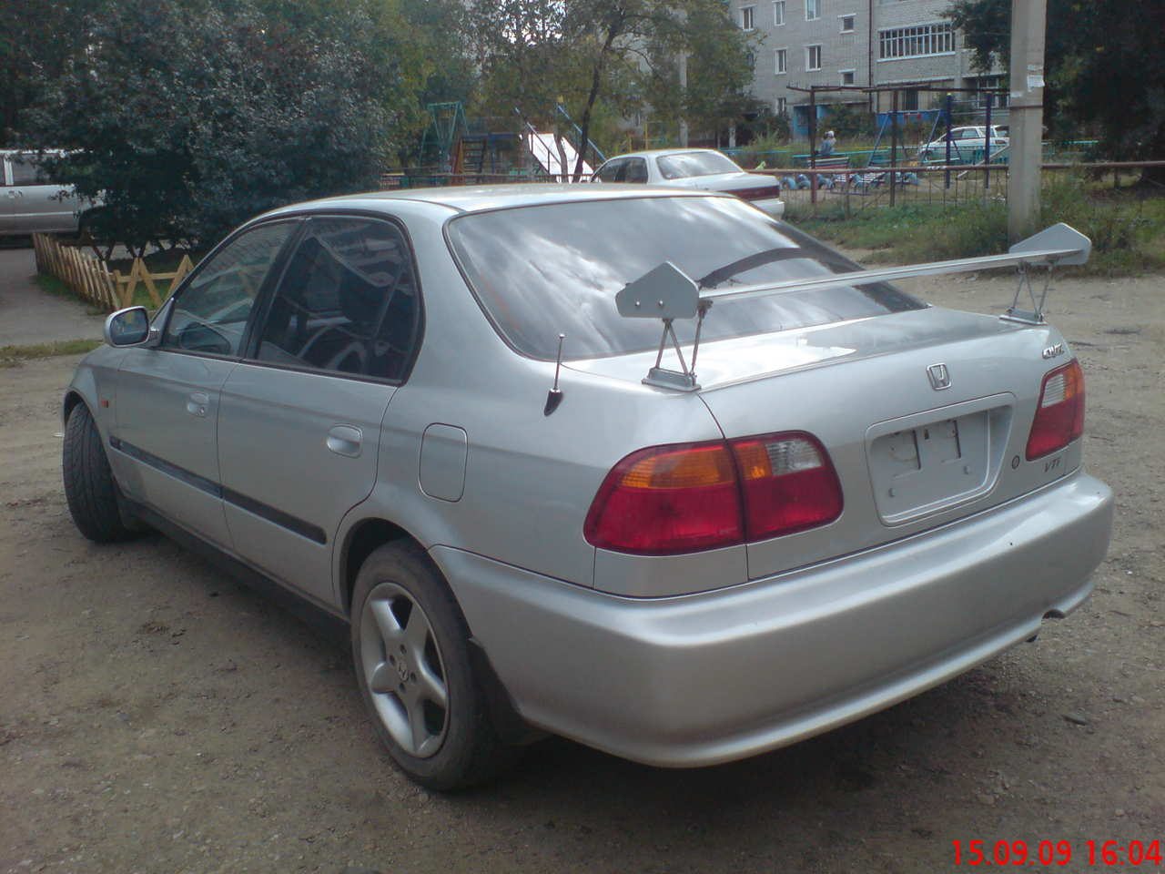 1999 Honda Civic Pictures, 1.5l., Gasoline, FF, Manual For Sale