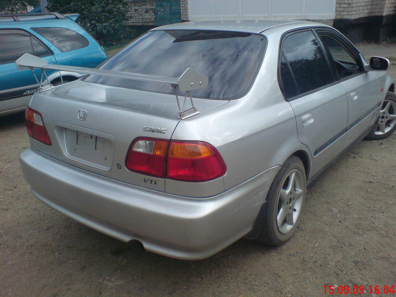 1999 honda civic photos 1 5 gasoline ff manual for sale for Honda limp mode