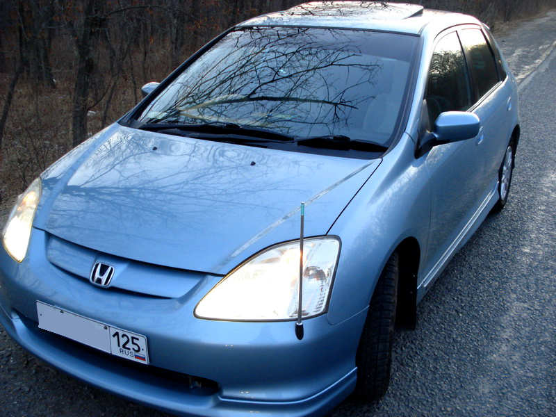 2000 honda civic for sale 1700cc gasoline ff cvt for sale for Honda civic overheating