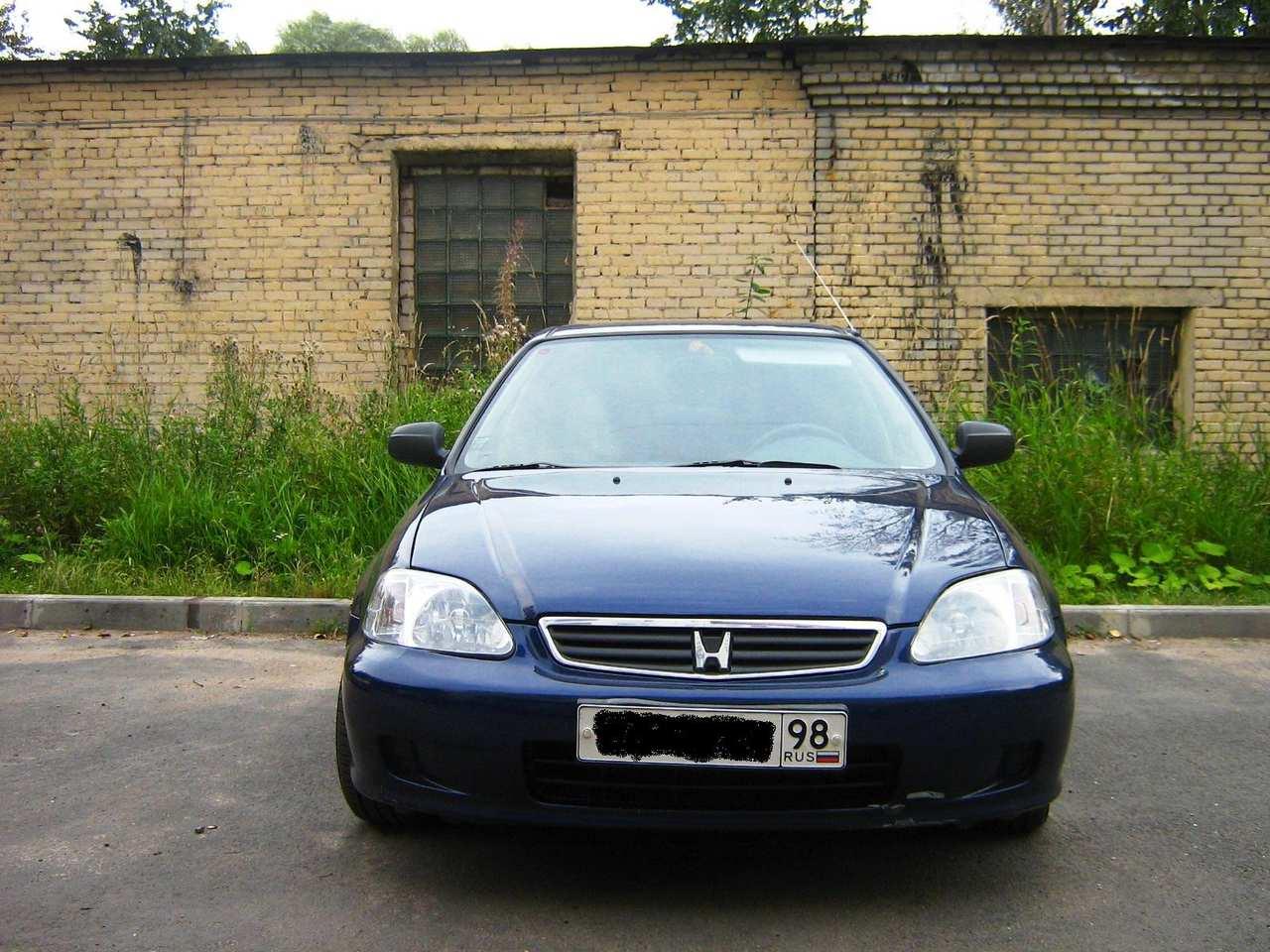 2000 honda civic for sale 1400cc gasoline ff manual for Honda civic overheating