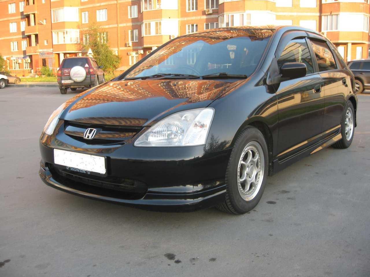 2001 honda civic photos 1 5 gasoline ff automatic for sale for Honda limp mode