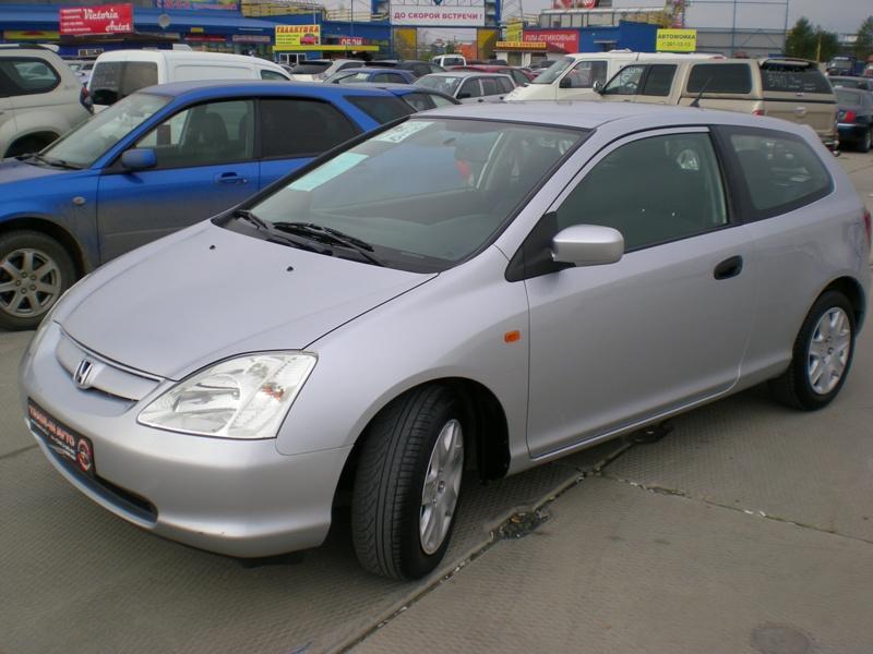 Used 2002 honda civic photos 1400cc gasoline ff for Honda limp mode