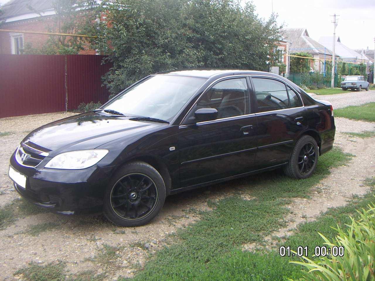 2003 honda civic for sale 1598cc gasoline ff for Honda civic overheating
