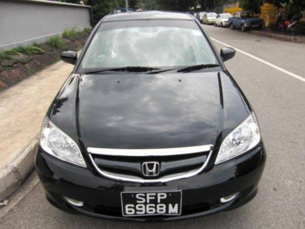 2004 honda civic images for Honda civic overheating