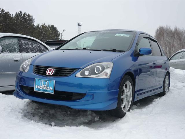 Used 2004 Honda Civic Photos, 1700cc., Gasoline, FF, CVT For Sale