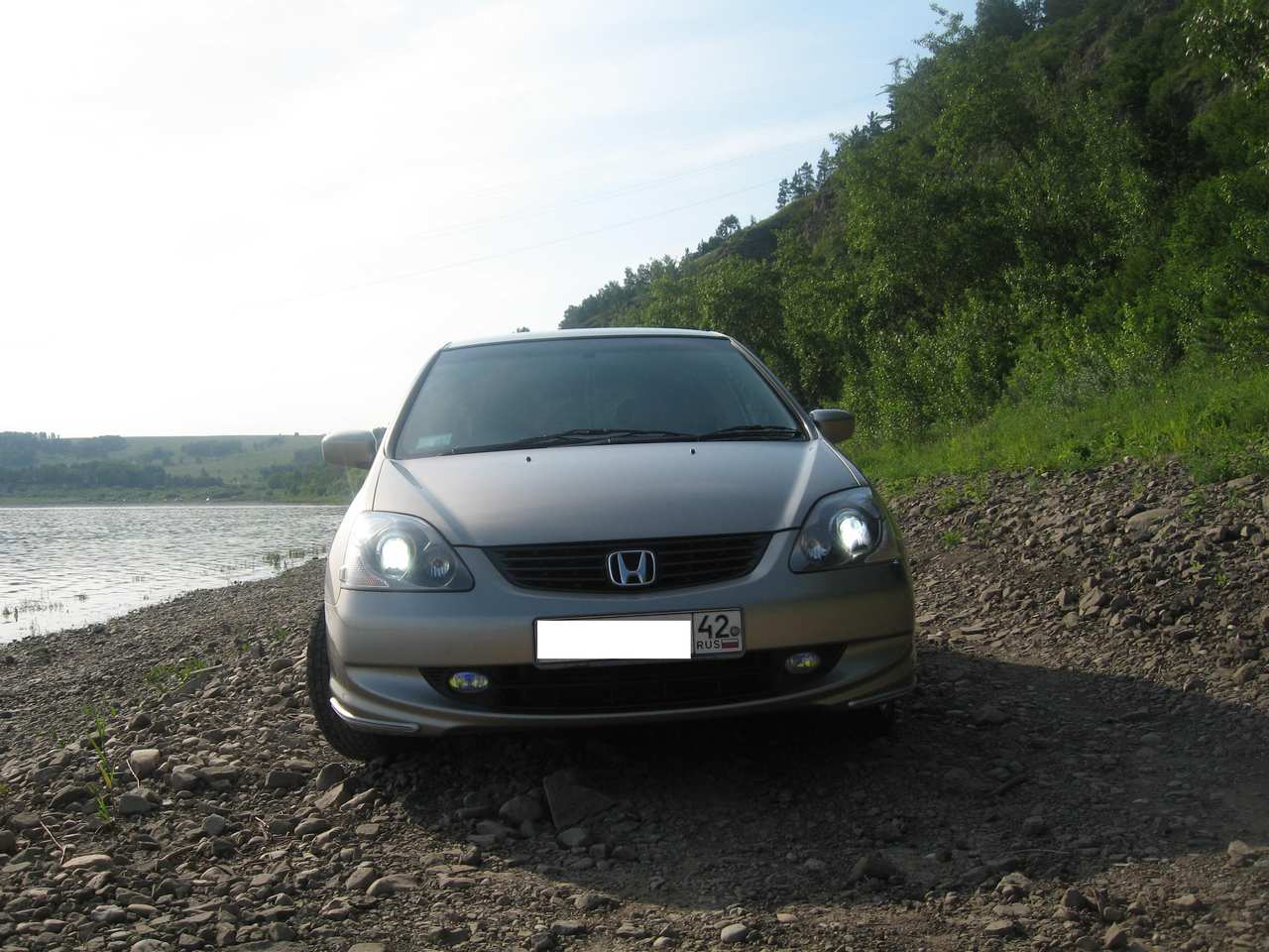 2004 honda civic photos 1 7 gasoline cvt for sale for Honda limp mode