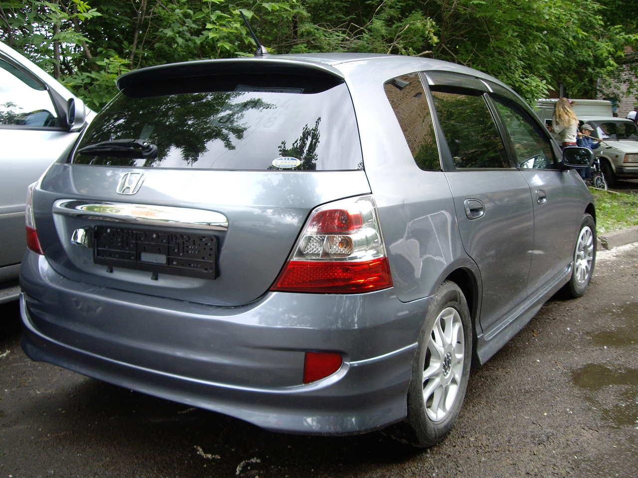 2004 honda civic pictures gasoline ff cvt for sale for Honda civic overheating