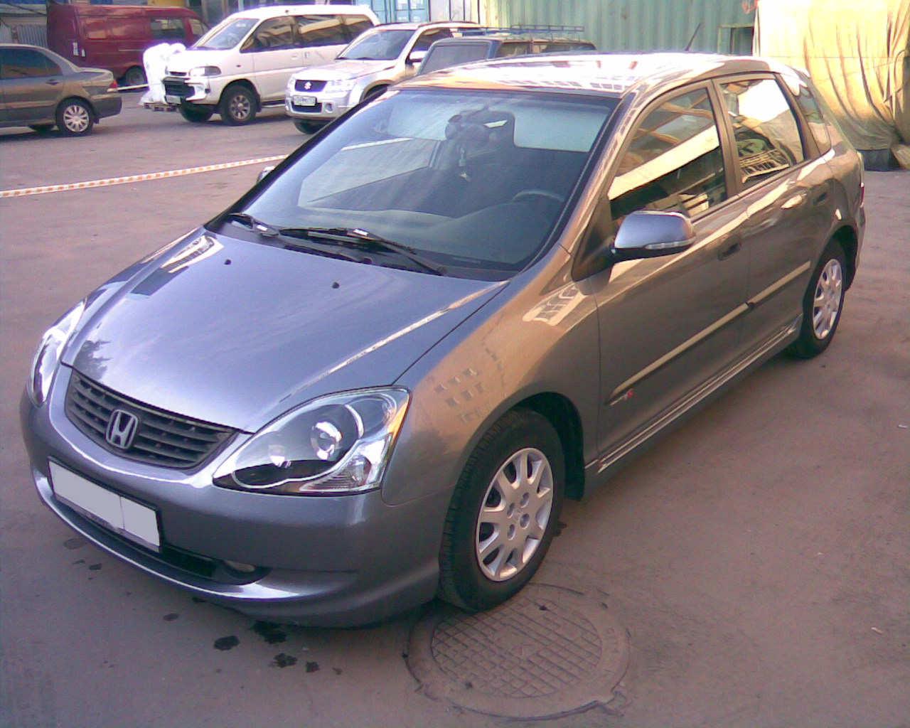 2005 honda civic photos 1 4 gasoline ff manual for sale for Honda limp mode