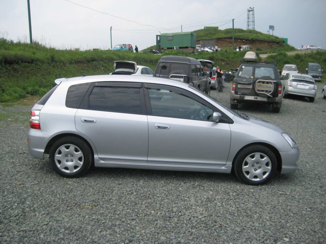 2005 honda civic pictures gasoline ff automatic for Honda civic overheating