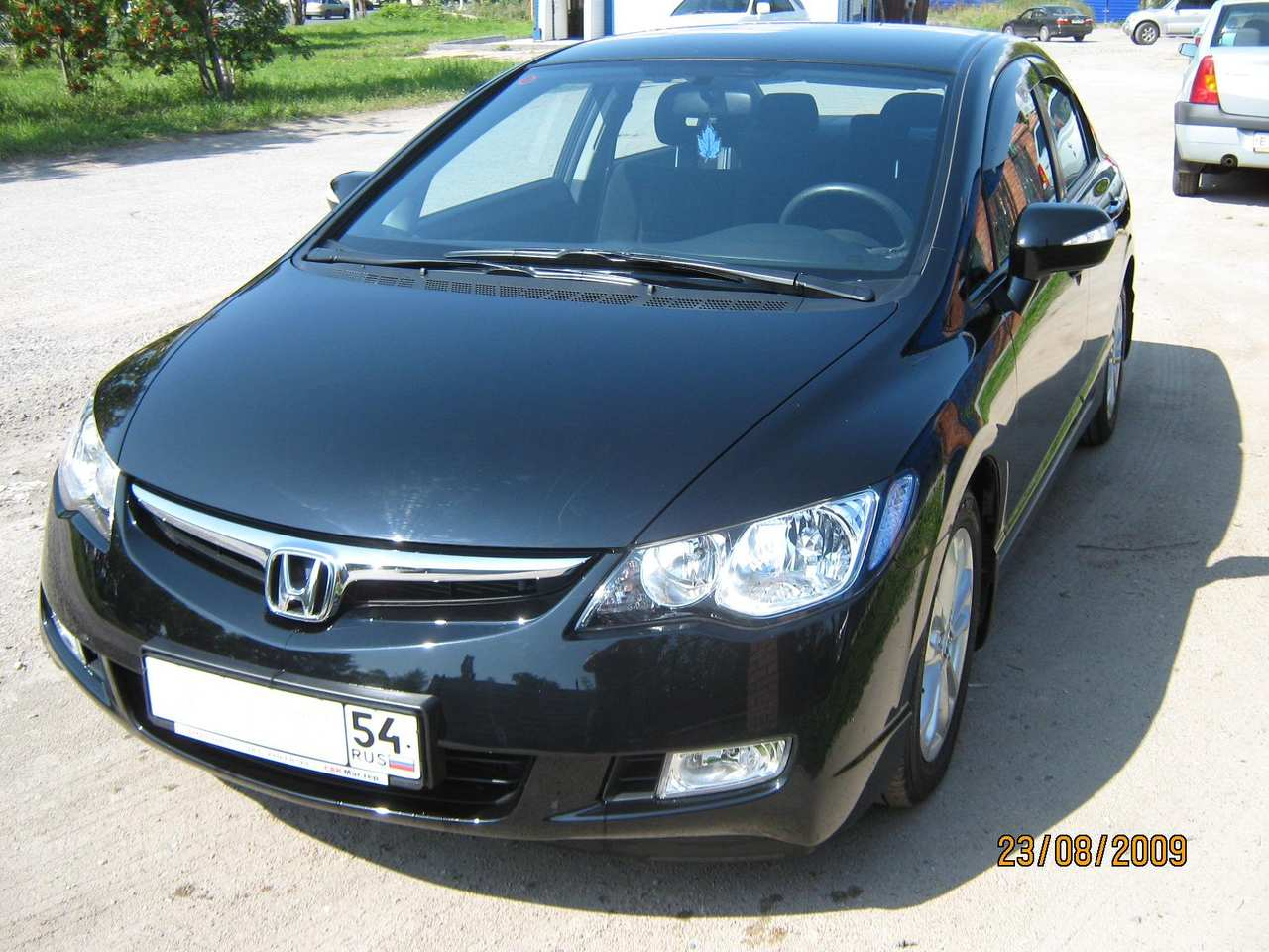 2007 honda civic pics 1 8 gasoline ff automatic for sale for Honda civic overheating