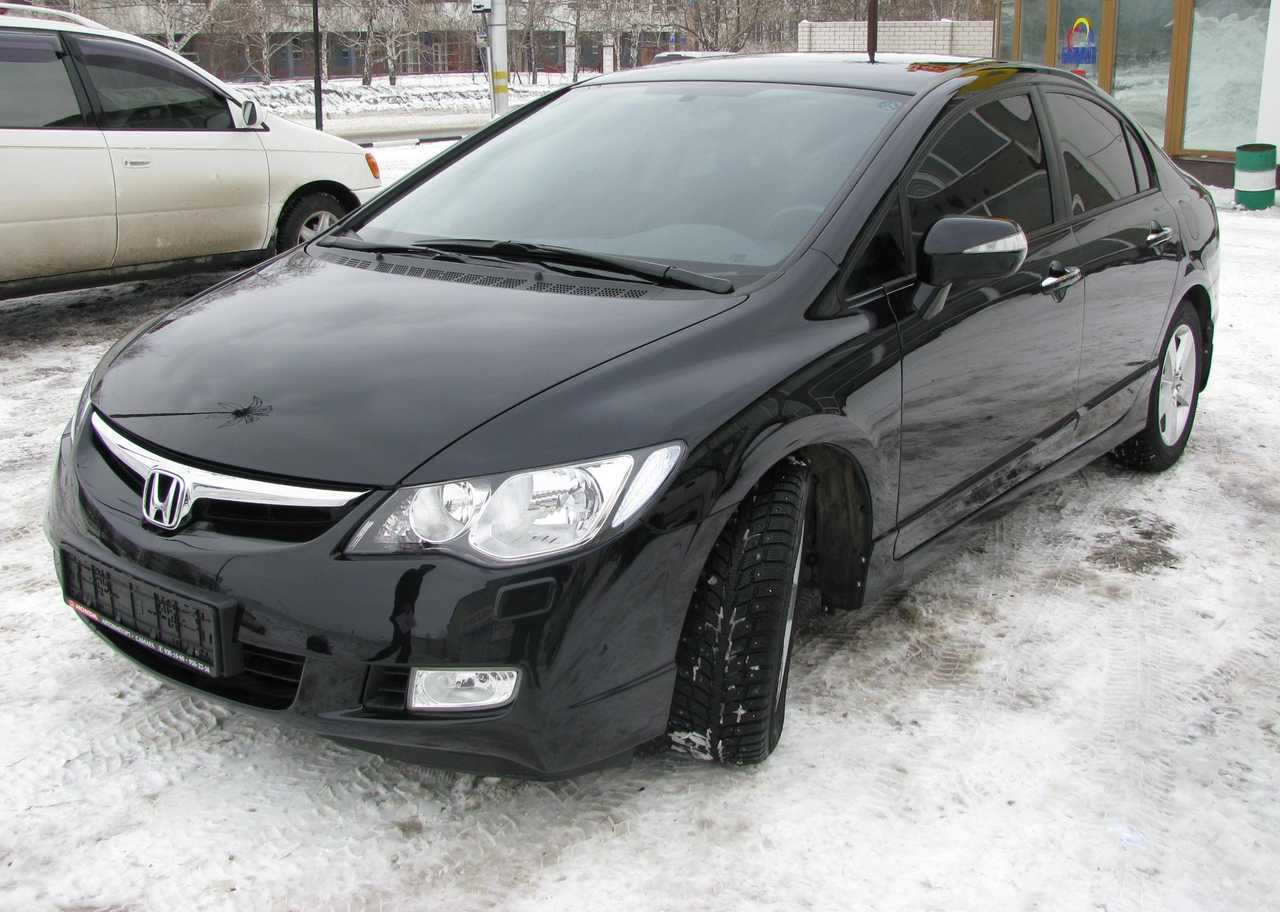 2008 honda civic pictures gasoline ff automatic for Honda civic overheating
