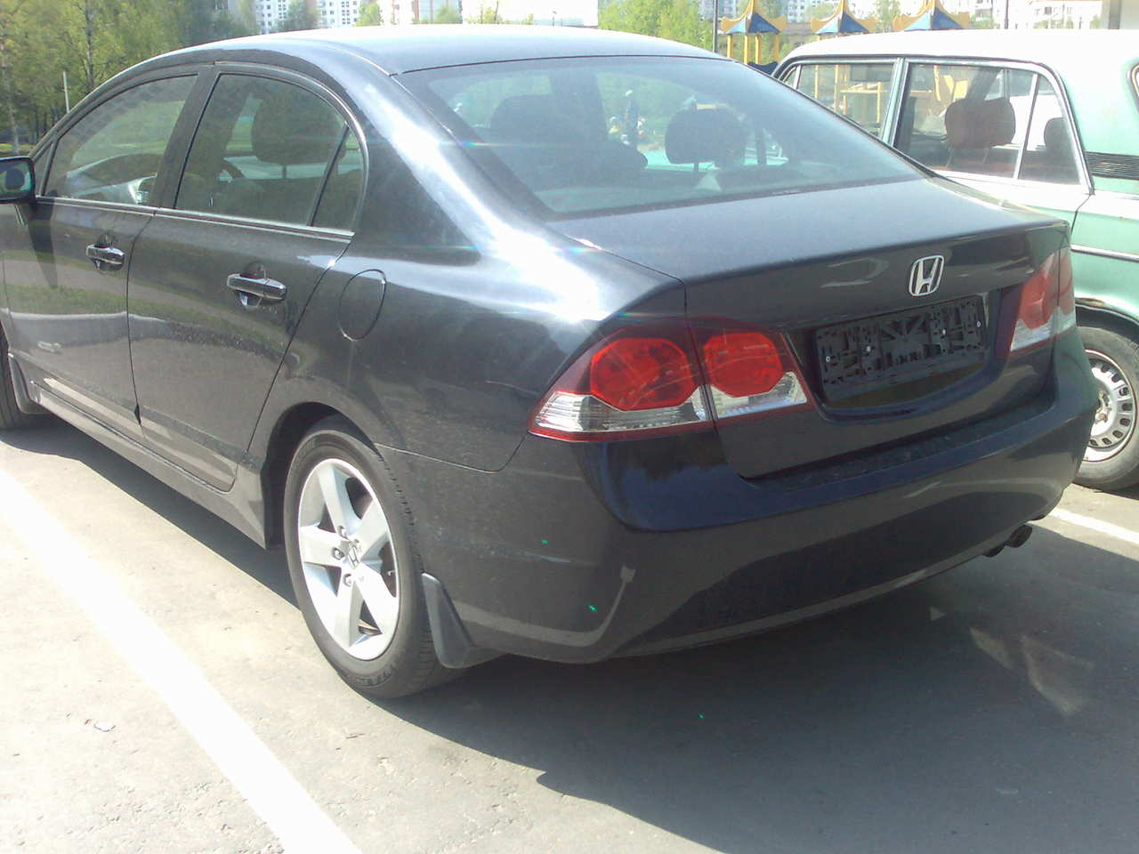 Used 2009 Honda Civic s 1800cc Gasoline FF