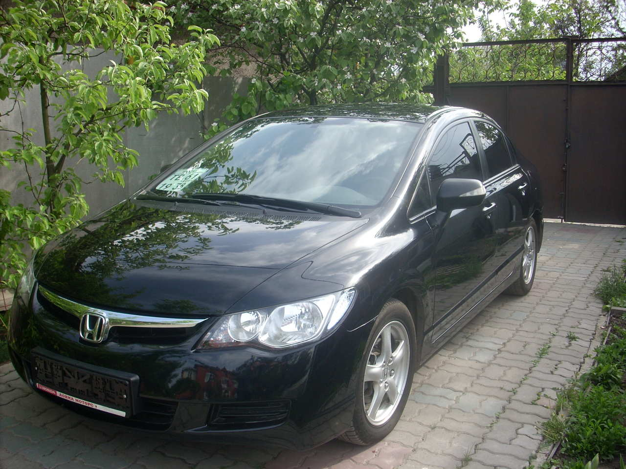 2009 Honda Civic Gasoline FF Manual For Sale