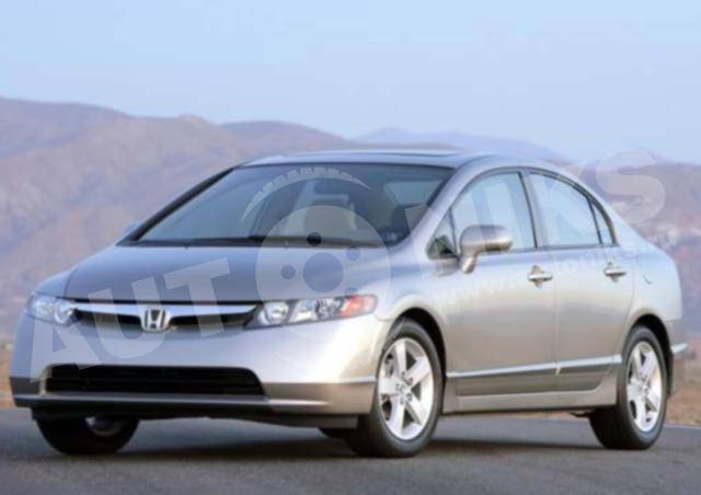 2009 Honda Civic For Sale 1800cc Gasoline FF Manual
