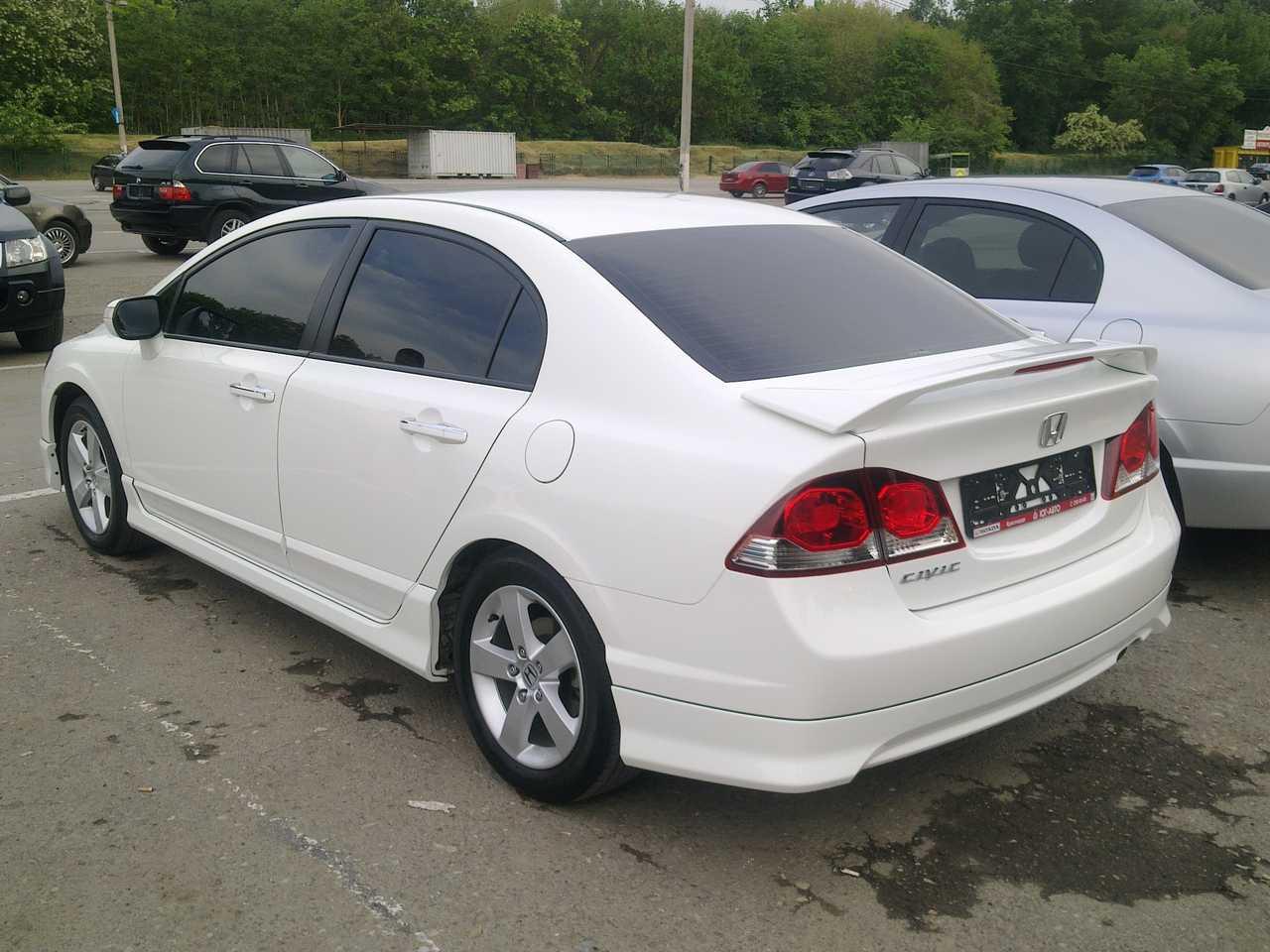 2009 Honda Civic Pictures, 1.8l., Gasoline, FF, Automatic For Sale